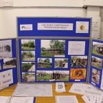 Warmington Heritage Group display